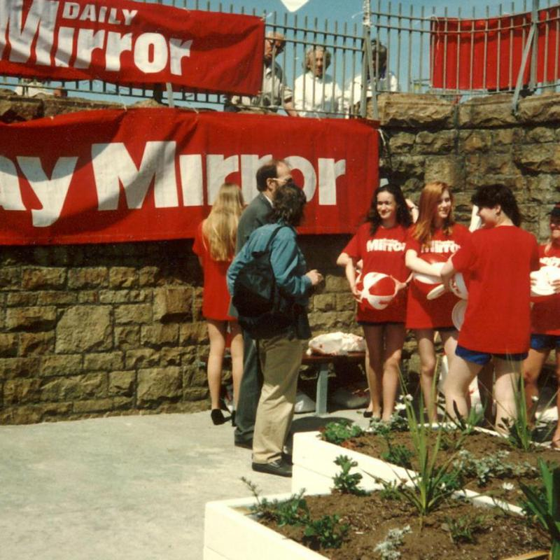 'Grand Re-opening' of 1994
