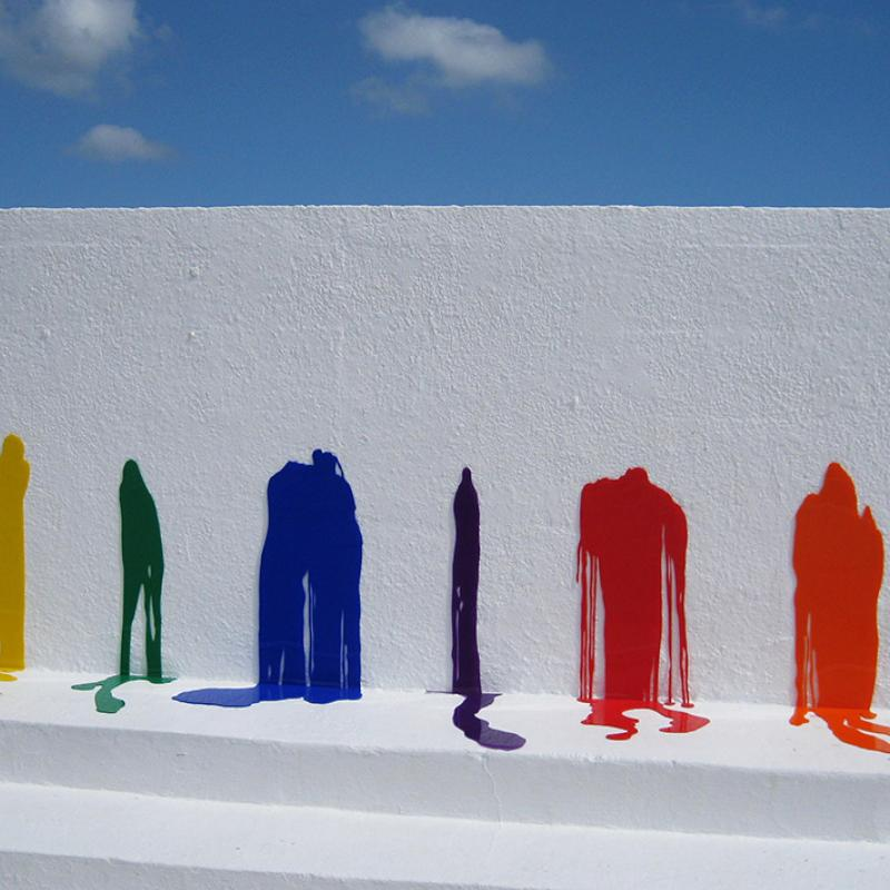 Colourful, at Art 75