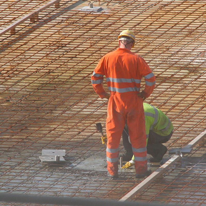 Jubilee Pool repairs: reinforced floor
