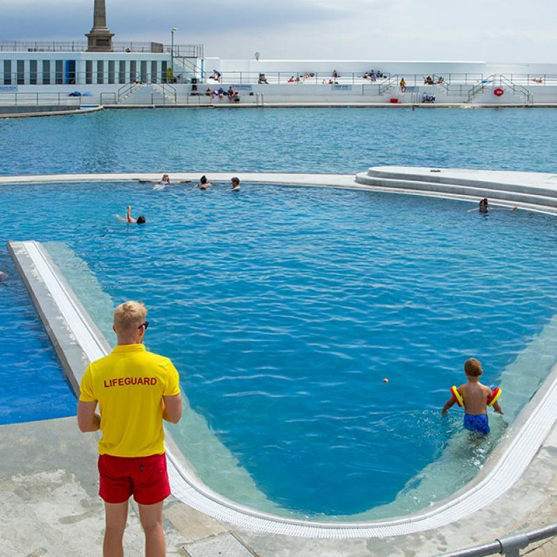 Geothermal Jubilee Pool