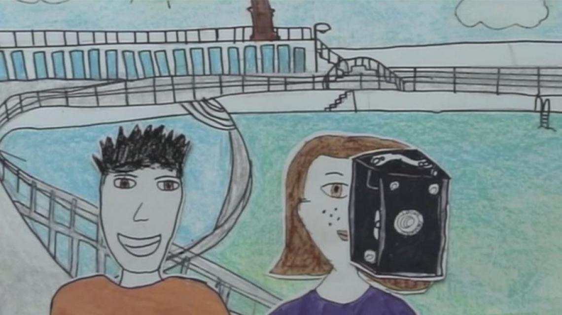 Animation by children at St Marys C of E School