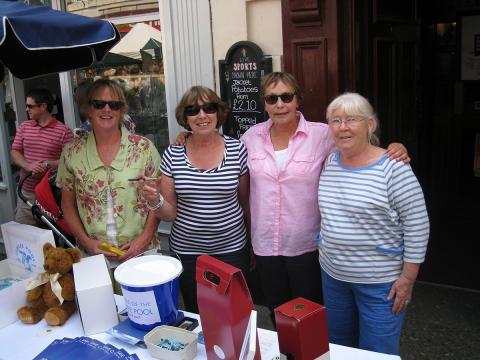 Friends of Jubilee Pool, Mazey Day 2010