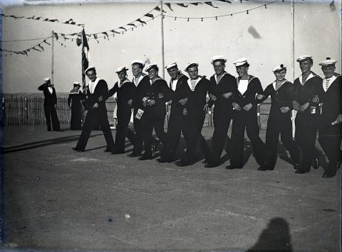 Sailors of Western Union Fleet