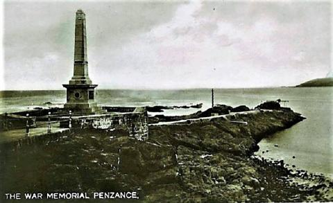 Penzance War Memorial